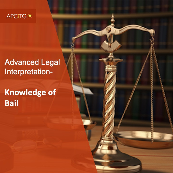 ALI 5 Knowledge of Bail