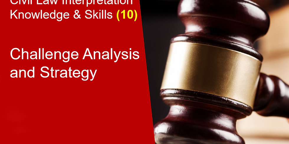 Challenge Analysis & Strategy (10)