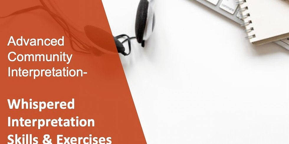 ACI 8 Whispered Interpretation Skills & Exercises A