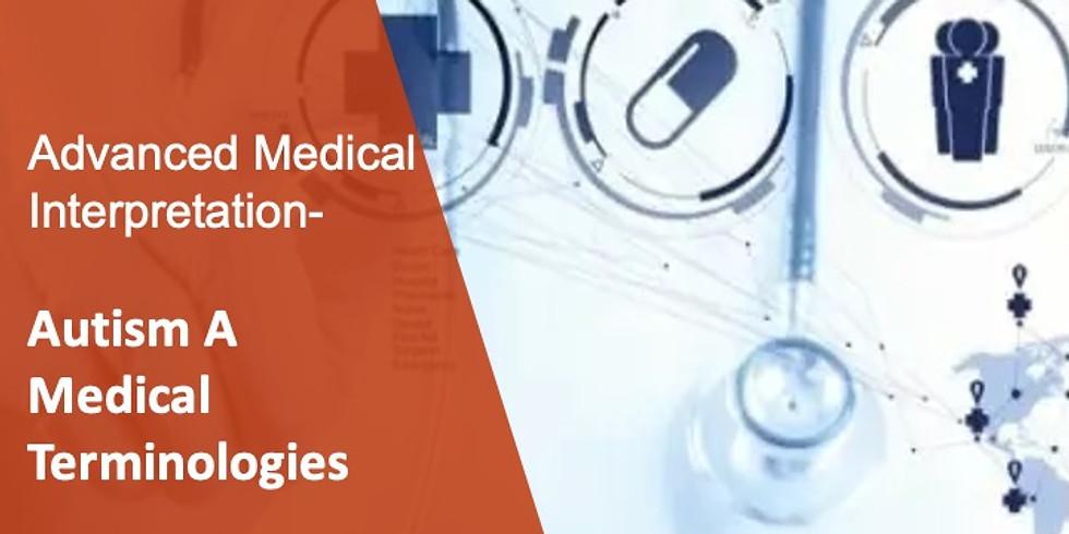 AMI 1 Autism A Medical Terminologies