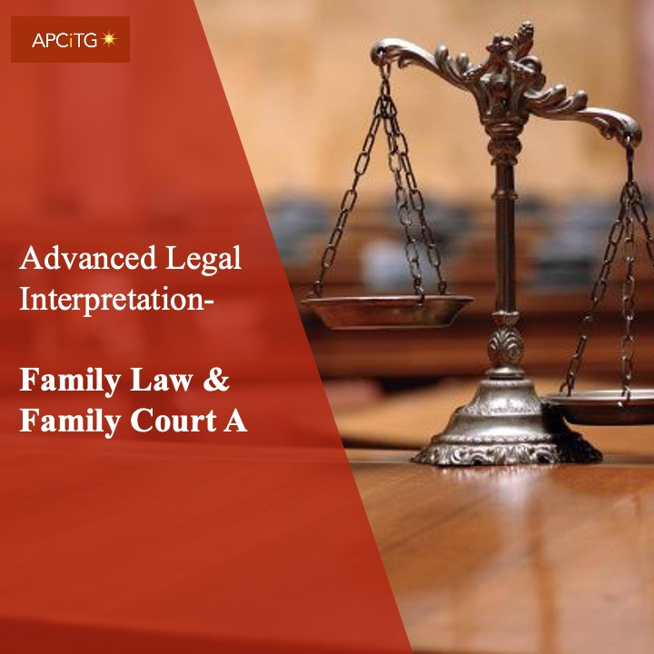 ALI 19 Family Law and Family Court A