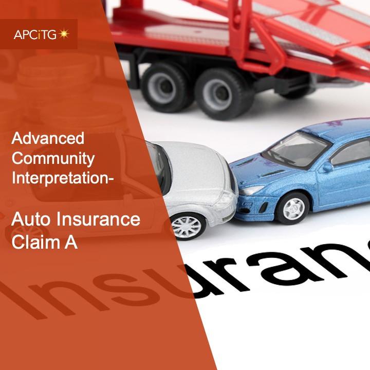 ACI 4 Auto Insurance Claim A