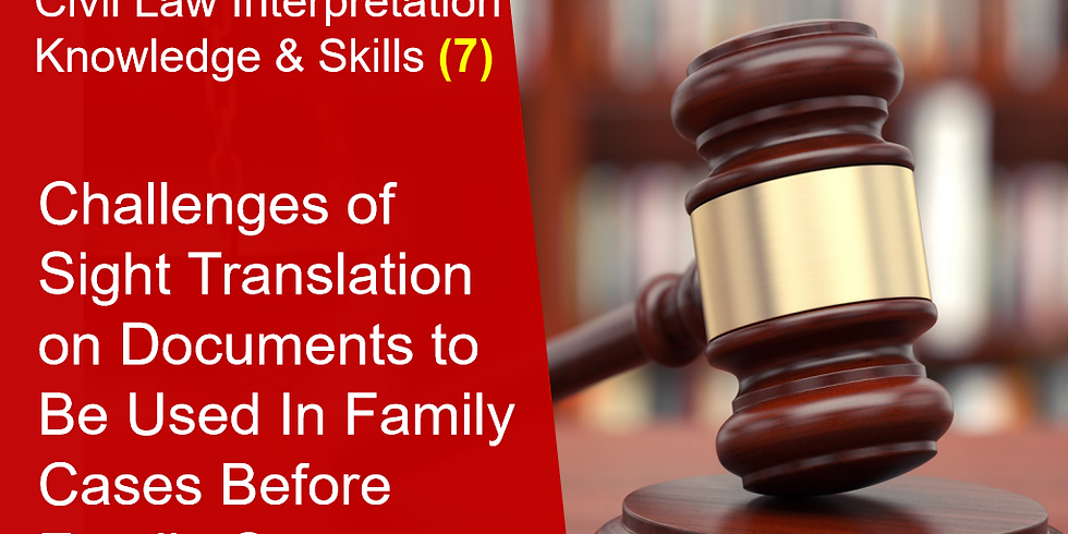 Sight Translation In Family Cases (7)