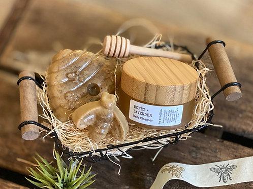 Bee Gift Basket