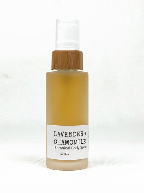 Lavender & Chamomile  Body Spray
