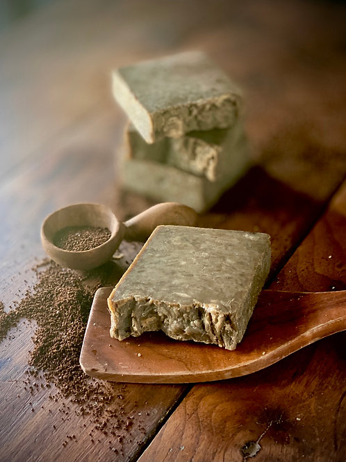 Coffee Infused Soap