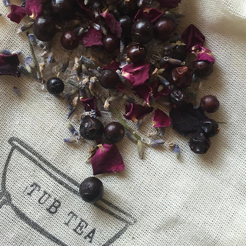Tub Soak Tea, Antioxidant Blend