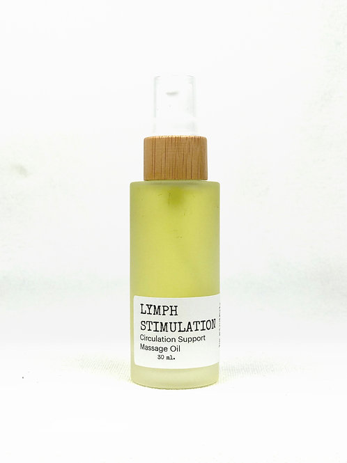 Lymph Stimulation/ Circulation Support Massage Oil