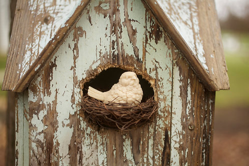 Gift Soap, Bird in Nest