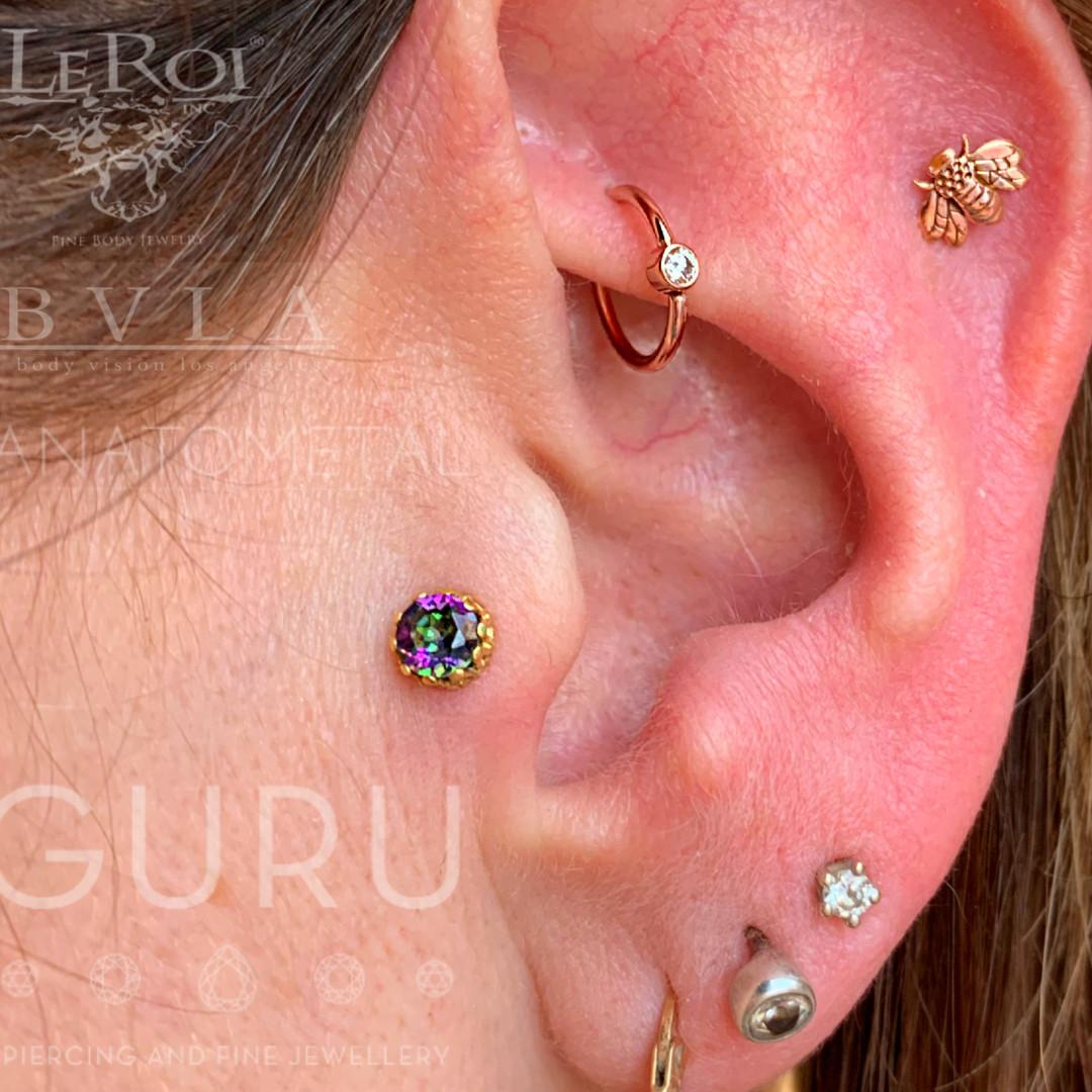 Piercing and Jewellery Brighton by Guru Piercing