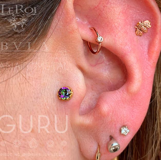 Guru Piercing - Gallery - 1