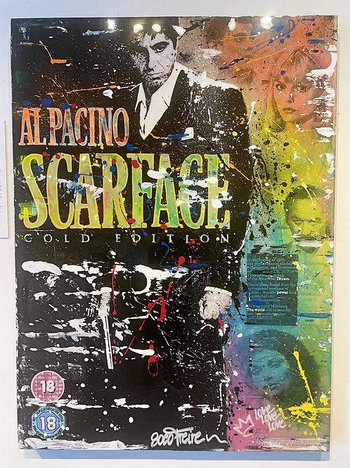 "Soco Freire ""Scarface"""