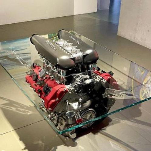 Ferrari458 Engine Table