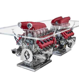 Ferrati Twin Engine Table