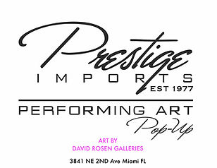 Prestige Imports Performing Art Pop Up L