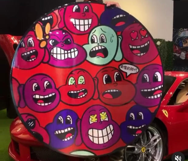 Super Buddha Red Faces 1_1