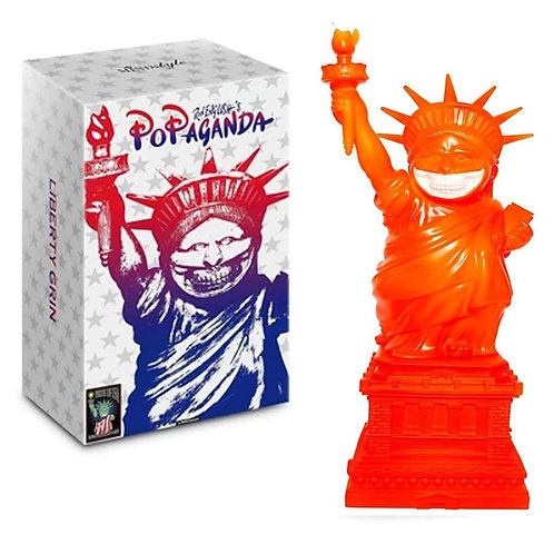 Statue of liberty Grin