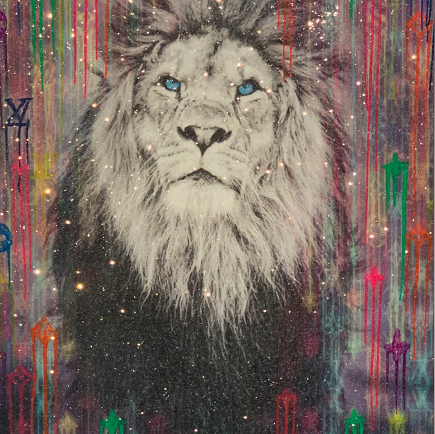 Lion ( limited edition ) 1/1