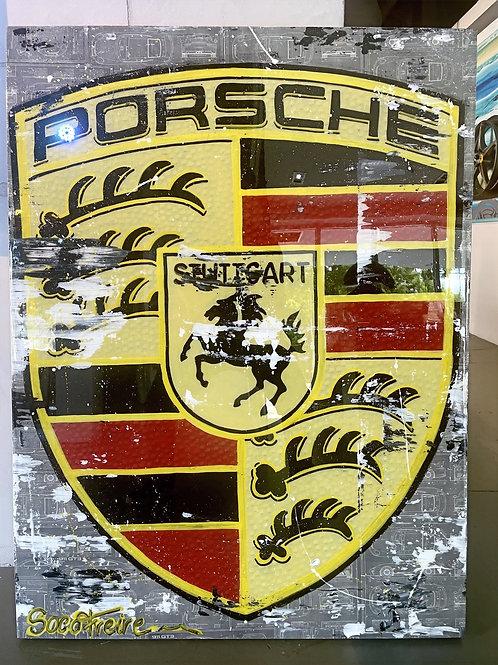 Soco Freiere Porsche Logo