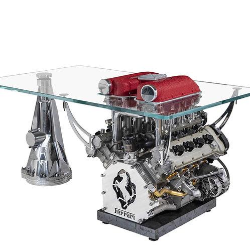 Ferrari Engine Table