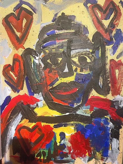 "Domingo Zapata ""Love Buddha"""