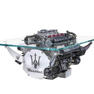 Meserati Engine Table