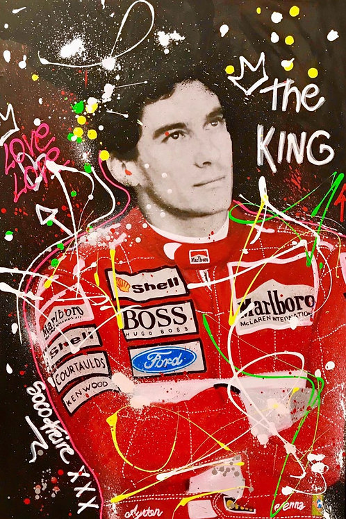 Senna the king