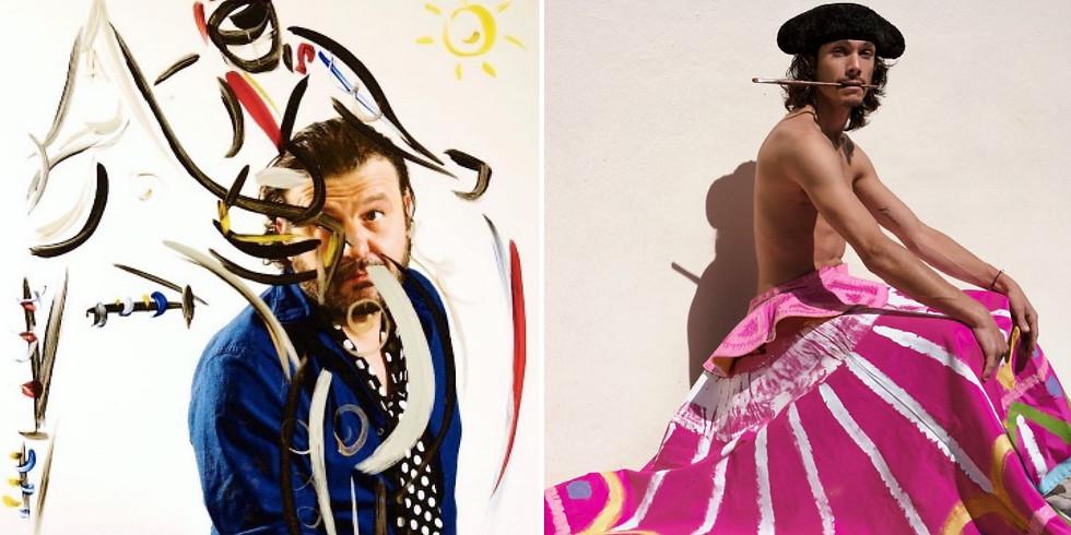 """David Rosen Galleries and Lamborghini Miami present """"Art In Life"""""""