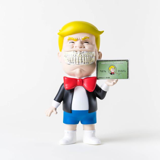 Donald T Rich