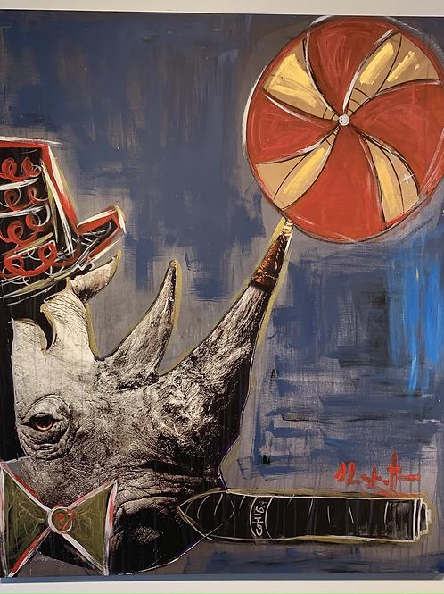 Domingo Zapata Rhino
