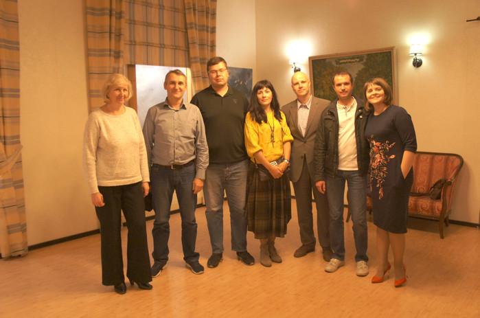 Дилерский семинар в Питере 2017