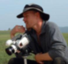 Chris McKee, Mongolia 2003