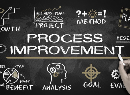 Don't Overlook Your Business Processes