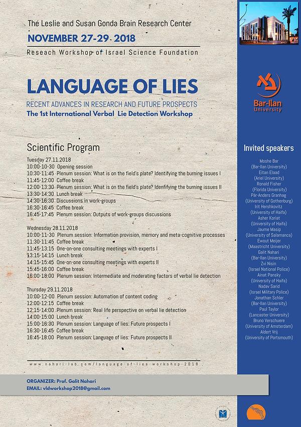 Verbal lie detection workshop - poster.j