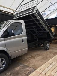 Large Tipper Truck Deck