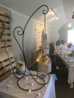 Wedding Cake Stand