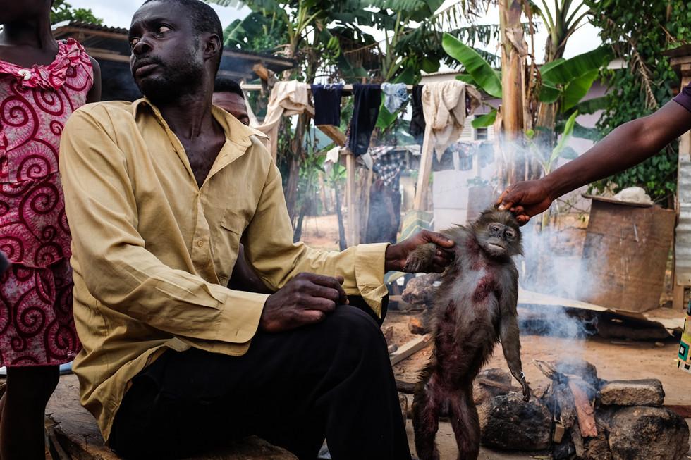 Ghana Kwaku Resized-Smoking Bushmeat.jpg