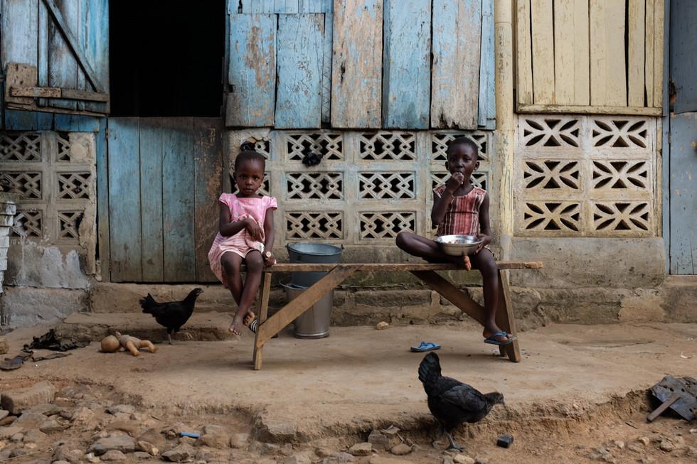 Ghana Kwaku Resized-Two Girls Eating.jpg