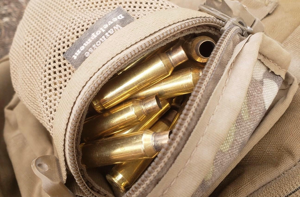 Kidron Brass Bag