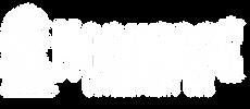 Warhorse Logo Horse & Name White with No