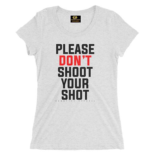 WM Dont Shoot Blk