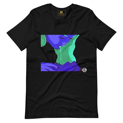MEN Blue/Grn Spitter