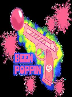 CP FINALE GUN BEEN POPPN