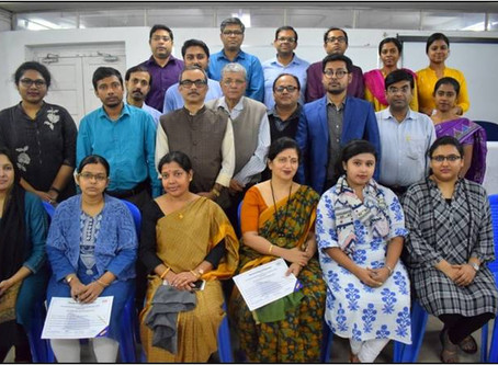 BBA(H) Department's Faculty Development Programme 'CARE 2020' has been concluded successfully