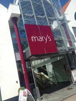Butikscenter - Facade | Mary's Vejle