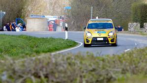 DM Rally debut - Cimbern Rallye 2018