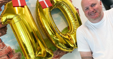 I dag fejrer vi at Rasmus har været ansat i 10 år hos BSM.