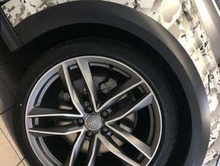 Audi A6 Allroad - SnipeNStrike Snowcamo