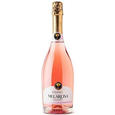 1 fl Melarosa Rose' Due Palme Sparkling