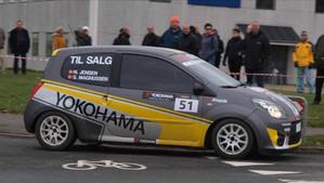 BSM Motorsport køber Rallybil